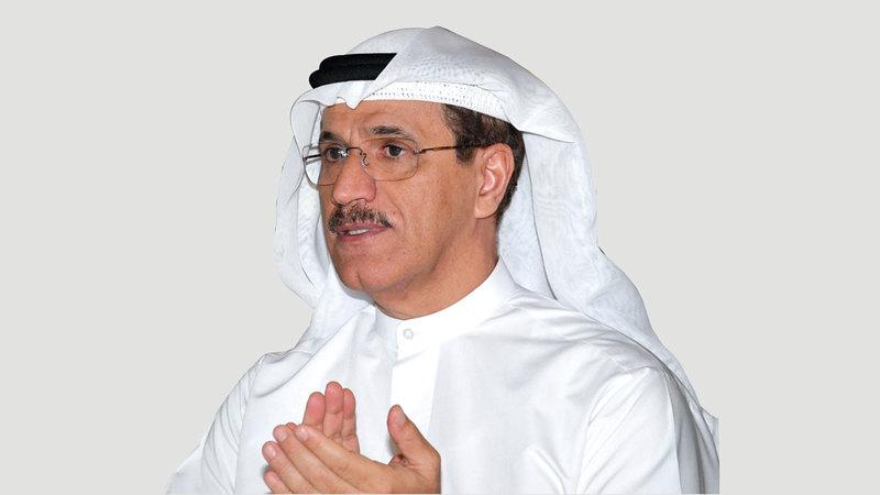سلطان بن سعيد المنصوري: «إنشاء العديد من الصناديق المعنية بتوفير التمويل اللازم لرفد روّاد الأعمال».