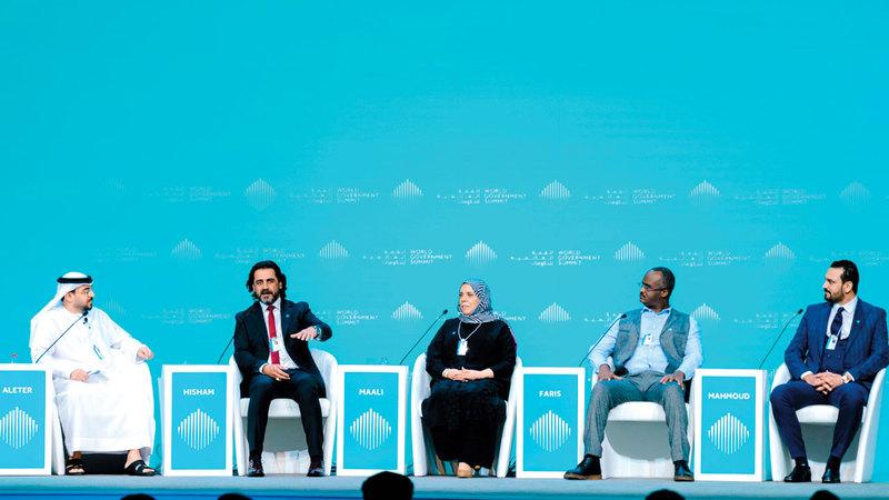 الجلسة استعرضت أبرز التحديات الإنسانية التي تمر بها العديد من المجتمعات في الوطن العربي. من المصدر
