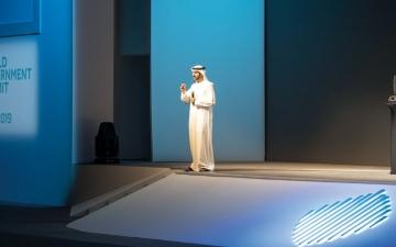 الصورة: حمدان بن محمد يضع 7 مبادئ رئيسة لمــــدن المستقبل