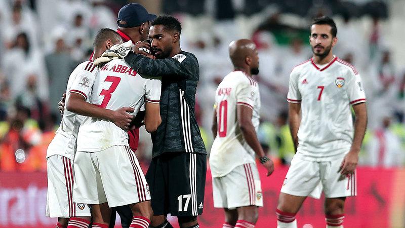 المنتخب الوطني لديه استحقاقات مهمة في الفترة المقبلة أهمها تصفيات كأس العالم 2022. أرشيفية