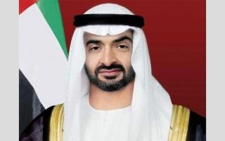 الصورة: محمد بن زايد يصدر قرارين بتعيين أمين عام المجلس التنفيذي ومدير عام لمكتب أبوظبي التنفيذي
