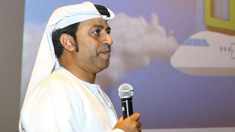ناصر التميمي: «سعيد بما تشهده الحركة السينمائية في الإمارات من نشاط، وبسعي صنّاع الأفلام إلى أعمال تشكّل إضافة».