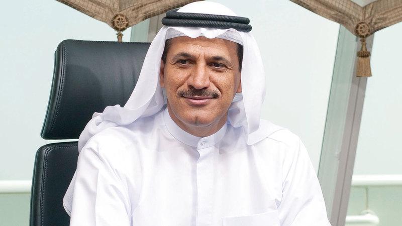 سلطان بن سعيد المنصوري:  «الإمارات قطعت خطوات متقدمة في تطبيق  سياسات تنويع الاقتصاد الوطني».