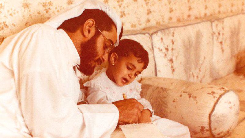 مريم بنت محمد بن زايد: تعلمت من والدي الأسلوب الحواري في التوجيه والتربية. أرشيفية
