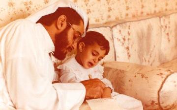الصورة: مريم بنت محمد بن زايد: والدي قائد ملهم.. ووالدتي مثال للعطاء والمحبة