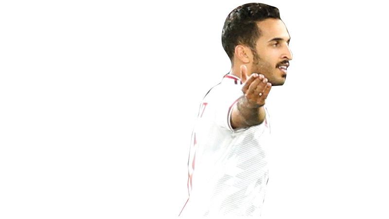هداف المنتخب علي مبخوت سيكون بعمر الـ32 سنة في كأس آسيا المقبلة.  إي.بي.إيه