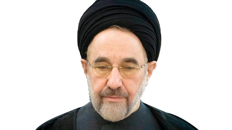 حراس الثورة أرادوا إطاحة الرئيس خاتمي لأنهم اعتقدوا أنه لم يتعامل بشكل جدي مع تظاهرات الطلبة. أرشيفية