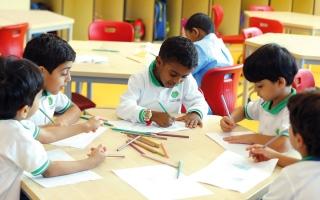 الصورة: «التعليم والمعرفة» تستحدث 3 برامج ذكية لدعم الاستثمار في المدارس الخاصة
