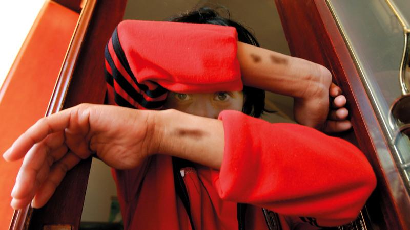 الإمارات تبذل جهوداً كبيرة من أجل مكافحة جريمة الاتجار في البشر. من المصدر