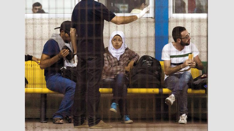 لاجئون سوريون في أوروبا.. أي مصير ينتظر هؤلاء  لدى عودتهم إلى ديارهم؟ أ.ف.ب