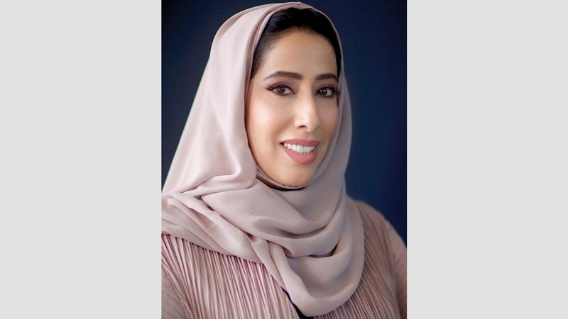 منى غانم المرّي : رئيسة نادي دبي للصحافة رئيسة اللجنة التنظيمية لمنتدى الإعلام العربي