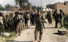 الصورة: الأمم المتحدة: «داعش» يحاصر 200 أسرة سورية في الباغوز