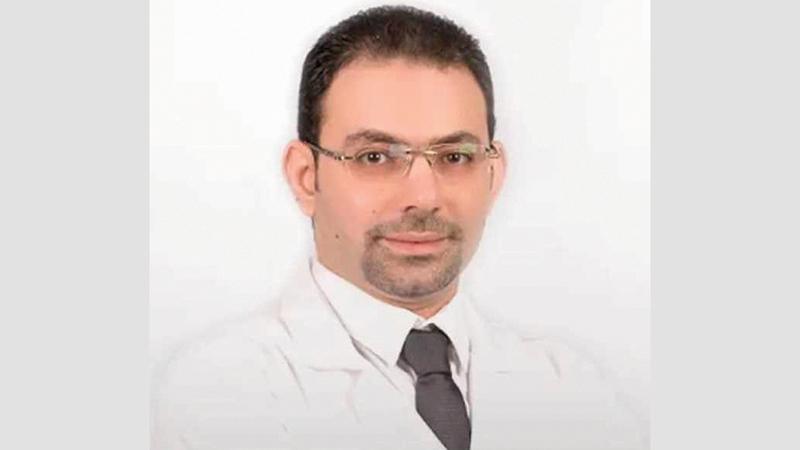 خالد حبيب: «العملية آمنة تماماً، ويتم إجراؤها في أقل من ساعة».