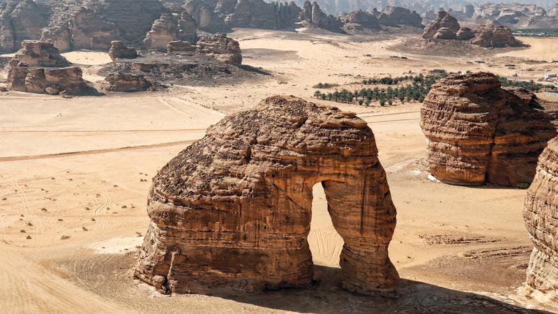 العلا السعودية عروس الجبال ترنو بثقة إلى المستقبل حياتنا