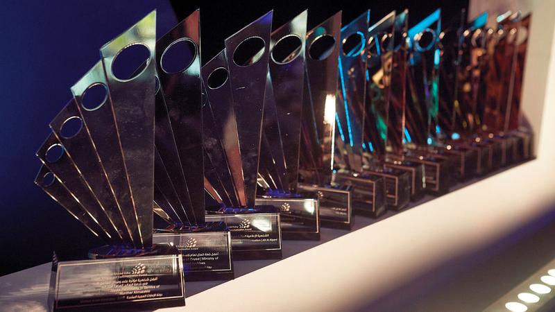 اعتماد القائمة القصيرة المرشحة للإعلان عن الفائزين في 21 مارس المقبل. من المصدر