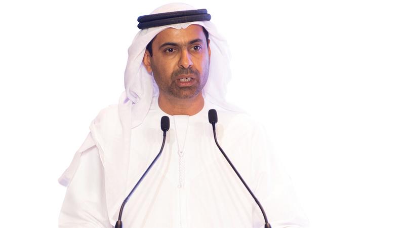 يوسف الشيباني: «رائد الفضاء الإماراتي سيكون ضمن بعثة روسية تقضي 8 أيام على متن المحطة الدولية».