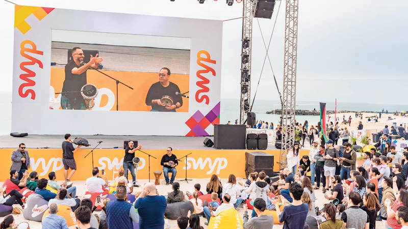 تضمّنت الاحتفالات فعاليات إجتماعية وثقافية وتراثية ومن بينها حفلة فرقة ميامي. من المصدر