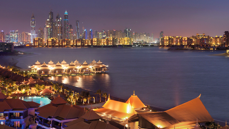 دبي تواصل تسجيل معدلات نمو كبيرة في عدد المشروعات التي تدخل السوق الفندقية. أرشيفية