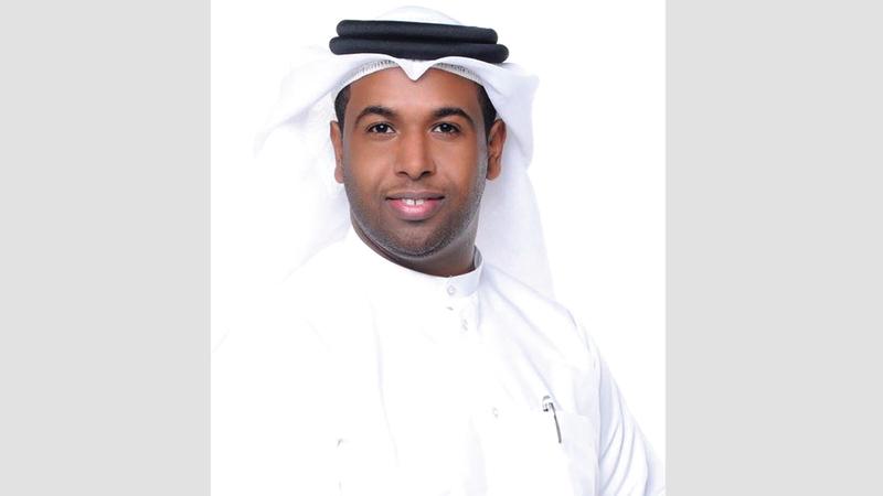 أحمد الزعابي:  «توفير خدمة تلقي شكاوى المستهلكين عبر  التطبيق، يوفر كثيراً من الوقت والجهد».
