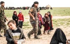 الصورة: روسيا وسورية تدعوان في بيان مشترك  القوات الأميركية إلى الرحيل