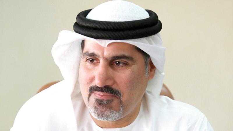 صلاح تهلك:  «بطولات تنس دبي تمثل نموذجاً مصغراً  عن حالة التجانس بين كل الجنسيات التي تعيش  على أرض الدولة».