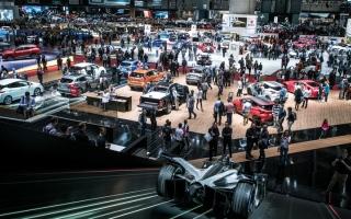 الصورة: أبرز 10 طرز يشهدها معرض جنيف الدولـي للسيارات 2019