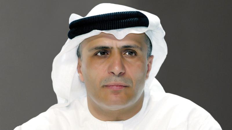 مطر الطاير: «ترام دبي نقل العام الماضي 6.4 ملايين راكب، مقارنة بـ6.2 ملايين راكب في عام 2017».