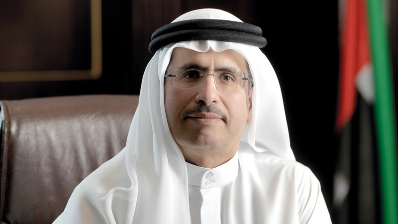 سعيد محمد الطاير: «مواصلة العمل لتحويل دبي إلى مركز عالمي للطاقة النظيفة والاقتصاد الأخضر».