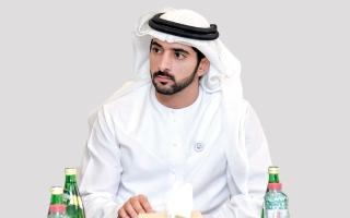 حمدان بن محمد يصف الراحل كوبي براينت بملهم الأجيال الشابة في دبي