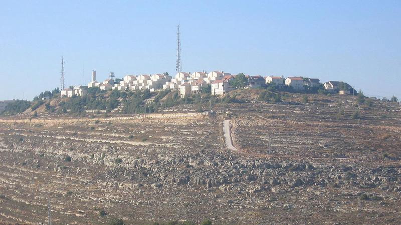 المستوطنات الإسرائيلية في القدس ستشهد توسعاً كبيراً وفقاً لبناء الوحدات الاستيطانية الجديدة على حساب أراضي الفلسطينيين.  الإمارات اليوم