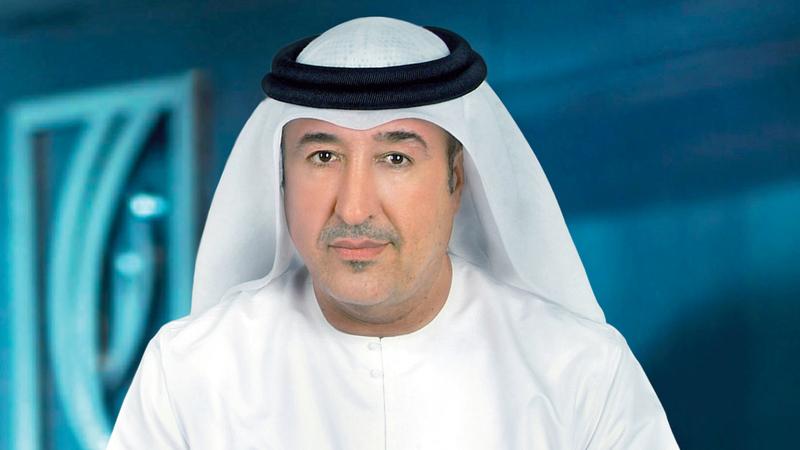 حسام الهاشمي: «البنك يقدم برنامج (طموح) لتمويل المشروعات الوطنية الناشئة، بالتنسيق مع برنامج (تجار دبي)».