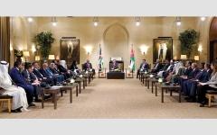 الصورة: فلسطين وسورية تتصدّران نقاشات «البرلماني العربي» في عمّان