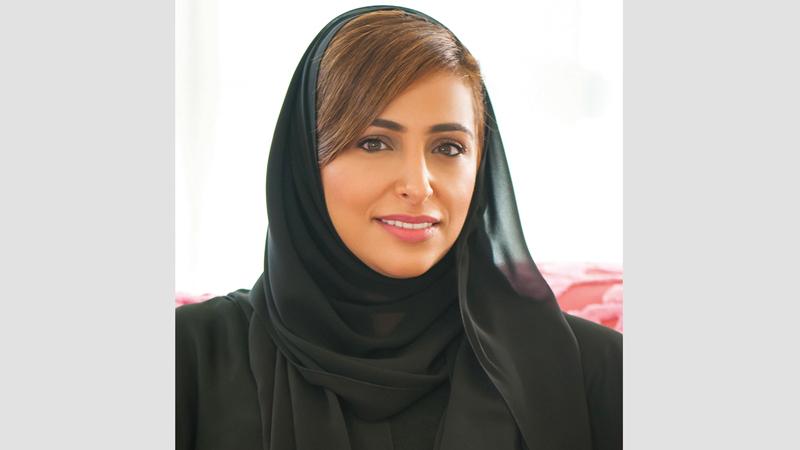بدور القاسمي:  «اللقب اعتراف دولي  بالمكانة الثقافية  لدولة الإمارات على  مستوى المنطقة  والعالم».