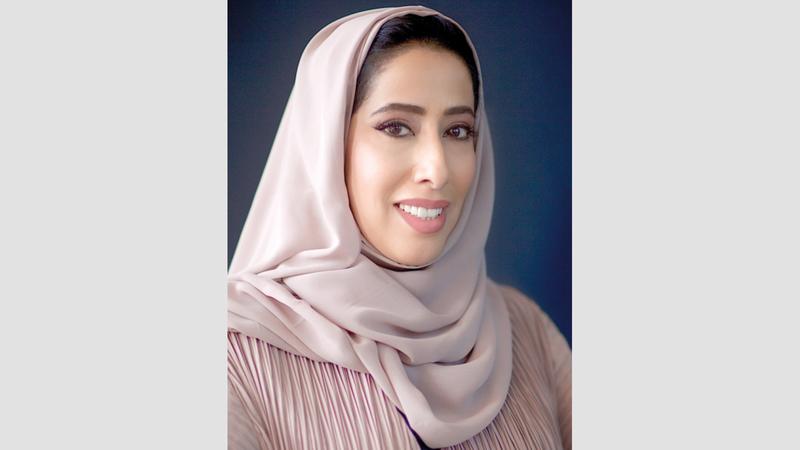منى المرّي:  «الشعار يعبّر عن الآمال المعقودة على الإعلام،  وتلبية احتياجات المجتمع العربي، والطموحات  المنتظرة منه».