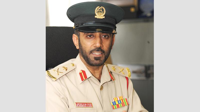 اللواء محمد الزفين:  «الإحصاءات أظهرت ارتفاع نسبة الحوادث الناتجة عن  انشغال قائد المركبة بغير الطريق».