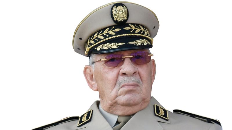 رئيس أركان الجيش أحمد قايد: لن نسمح بعودة حقبة سفك الدماء.    أرشيفية، أ.ب