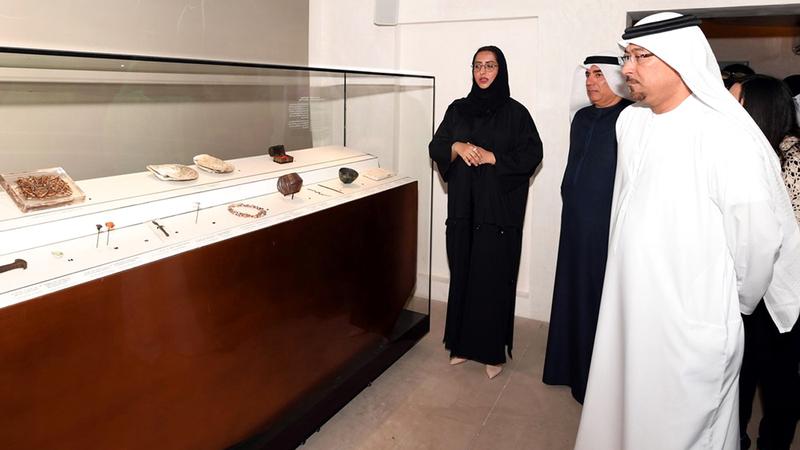 المرحلة الأولى شملت إنجاز متحفي بيت العطور وخور دبي. من المصدر