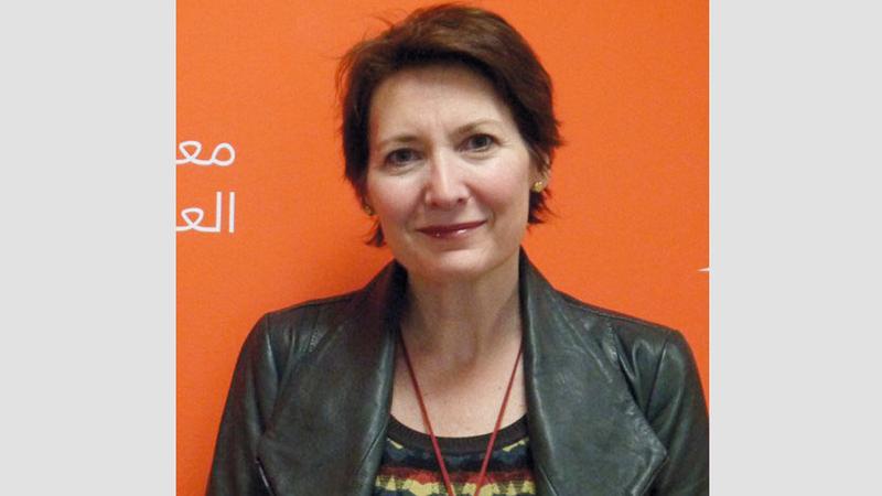 كريستين سميث: «الإمارات وضعت  قضايا التعددية  الثقافية والحوار  بين الأديان في  صدارة الأولويات».