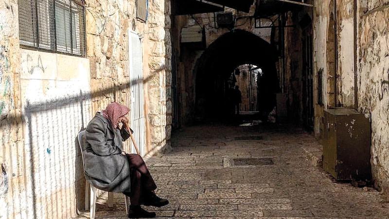 زيارات الوفود العربية إلى القدس ستحافظ على الآثار والمعالم وتعزّز موقف الأهالي. الإمارات اليوم
