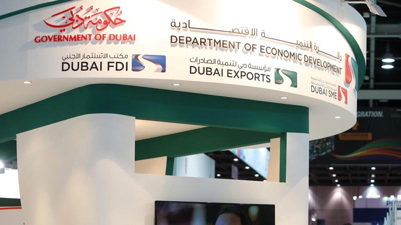 «دبي لتنمية الصادرات» أكدت أن الولايات المتحدة تعتبر سوقاً مهمة لدبي. أرشيفية