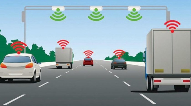 Sensors warn the driver and avoid accidents - International News