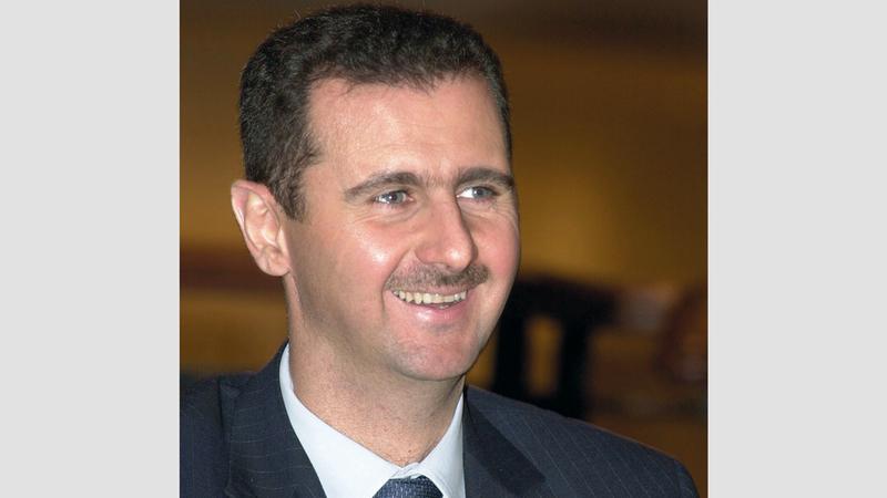 الرئيس السوري بشار الأسد.  أرشيفية