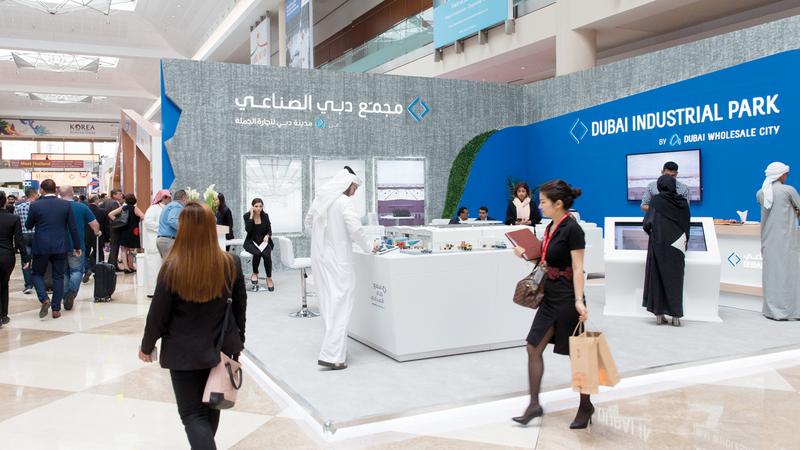 30 مصنعاً تبدأ عملياتها التشغيلية في «دبي الصناعي» خلال 2019