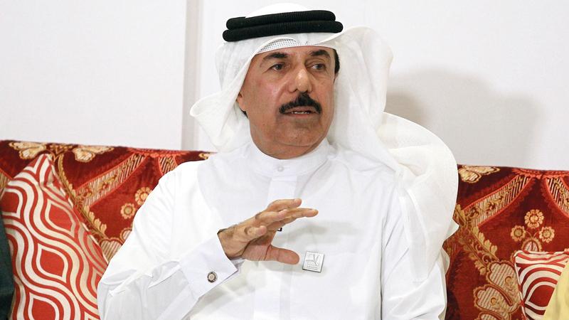 علي عبيد الهاملي: «الإذاعة في الإمارات أصبحت نموذجاً، في الطرح والأداء».