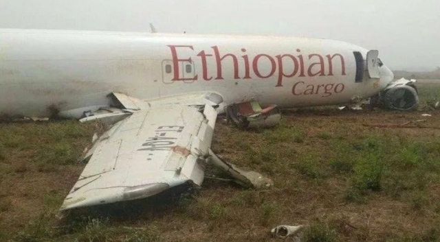 An eyewitness recounts what he saw before the Ethiopian