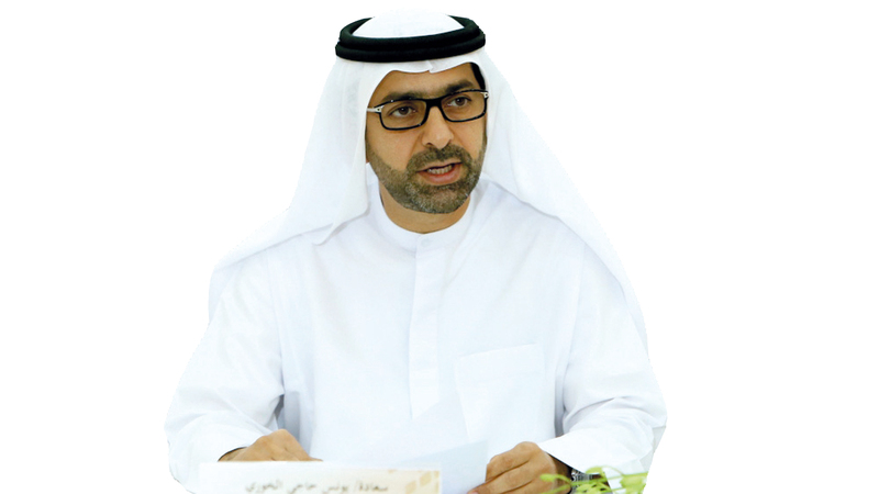 يونس حاجي الخوري:  «دولة الإمارات تواصل التزامها بسياستها طويلة الأمد  نحو الوفاء بالاتفاقات والمعايير الضريبية الدولية».