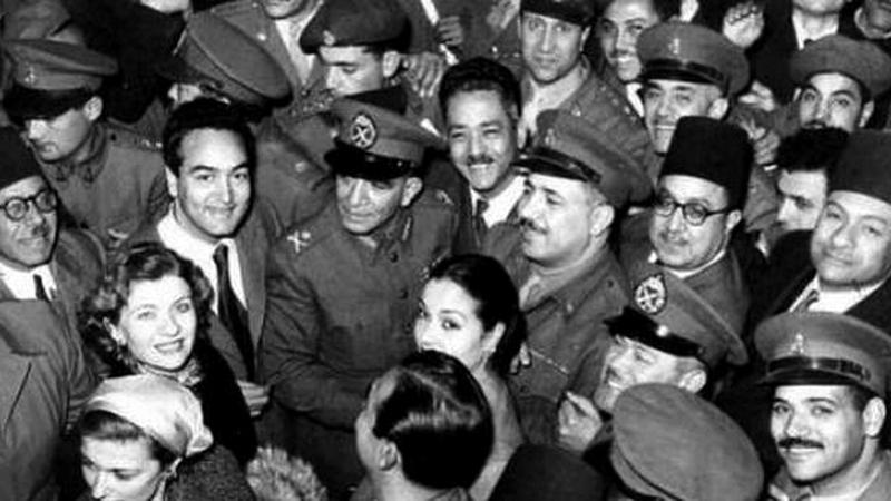 فوزي كان محسوباً على محمد نجيب. أرشيفية