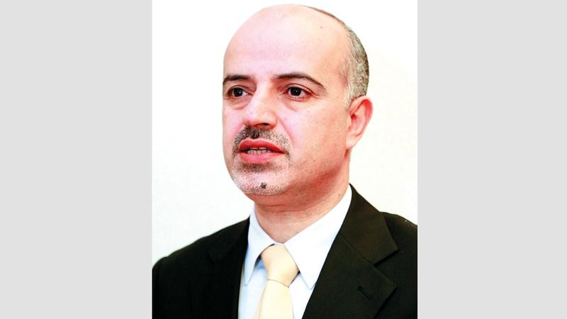 جمال عجاج:  «سوق دبي تأثر  بانتهاء مهلة  استحقاق أرباح بعض  الشركات لـ2018».