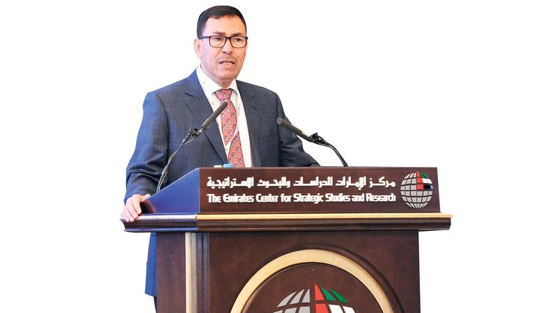 خالد عمر بن ققه:  «لا يمكن أن يكون هناك تسامح لو لم تكن هناك  قابلية للتعايش لدى الإنسان الإماراتي».