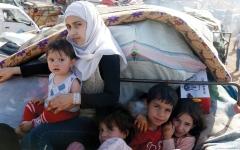 الصورة: الإمارات تتعهَّد بـ 65 مليون دولار لدعم الجهود الدولية لمساندة الشعب السوري